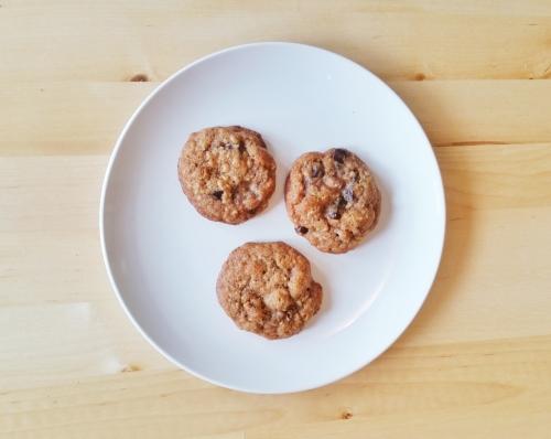 Noraeats oatmealcookies